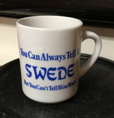 Swede cup