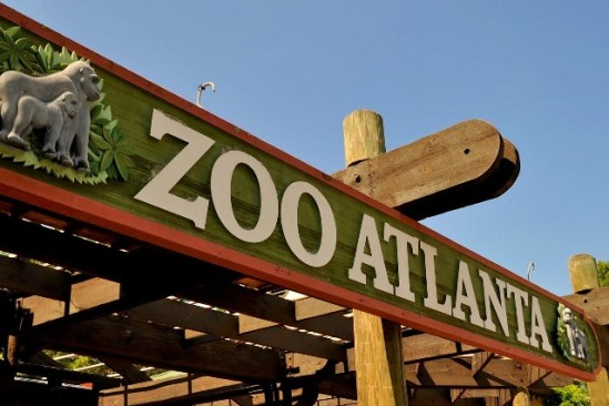 atlanta zoo sign