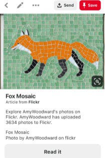 fox on pinterest