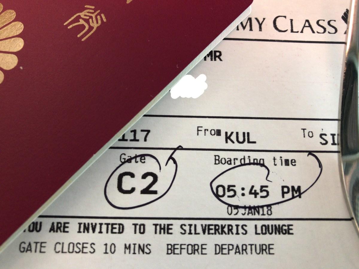 クアラルンプール国際空港・入国出国手続きを写真で解説。Kuala Lumpur KLIA KUL international airport immigration custom