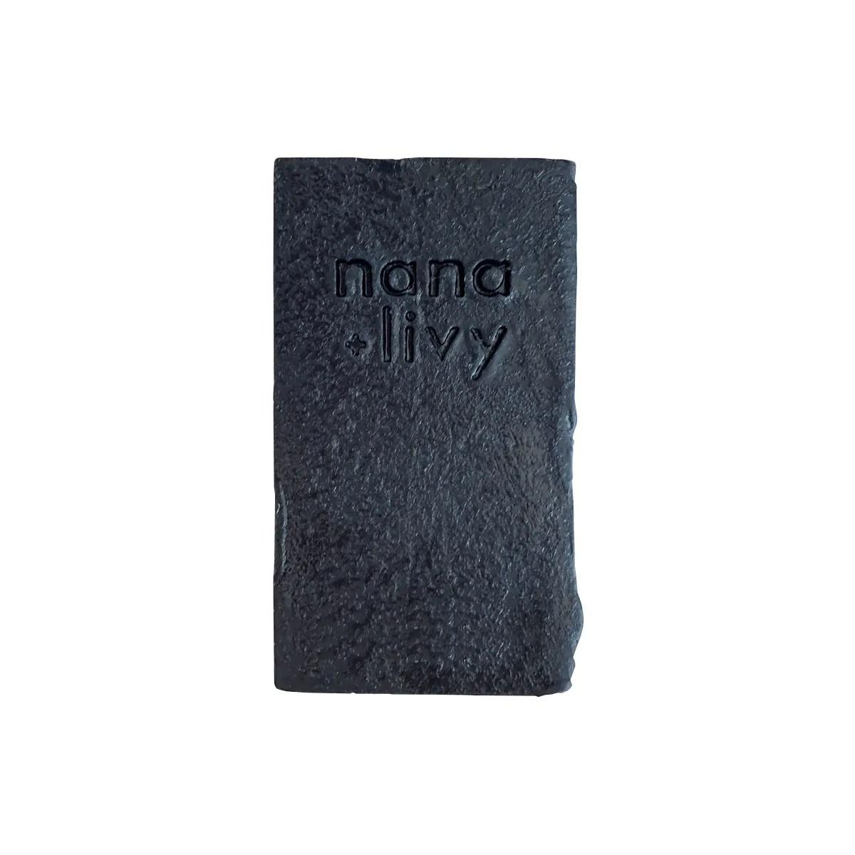 Charcoal Shampoo Bar