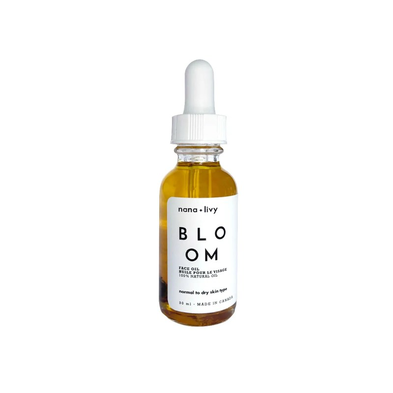 Bloom Face Oil