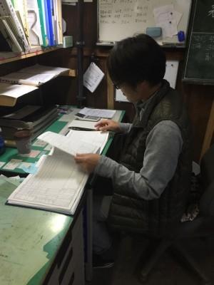 田村製造部長