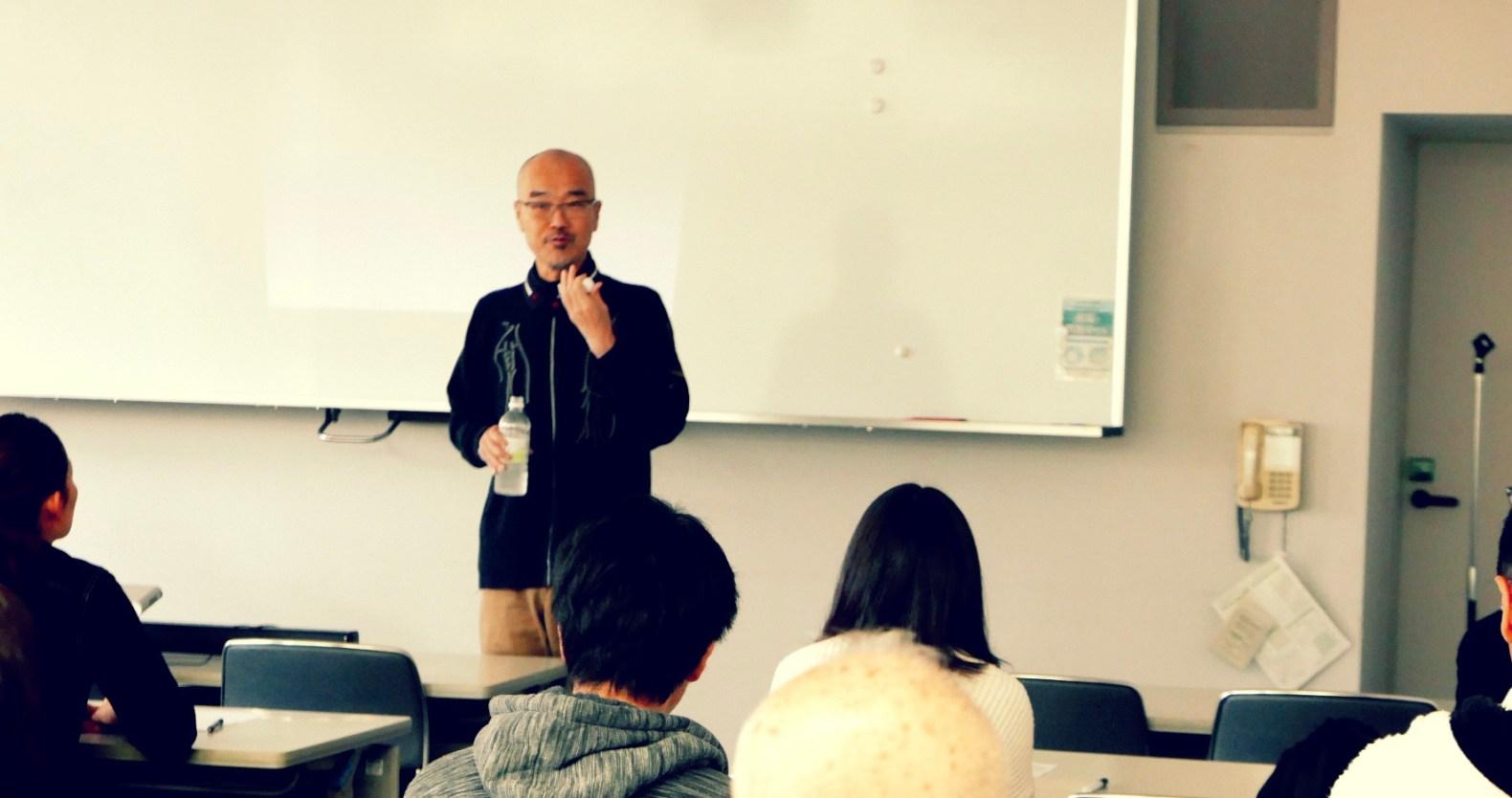 久留米で講演会5