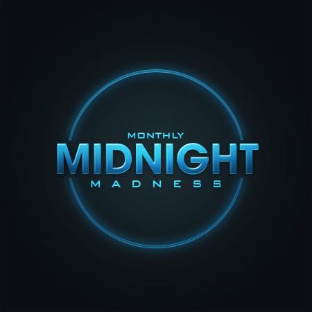 Monthly Midnight Madness logo