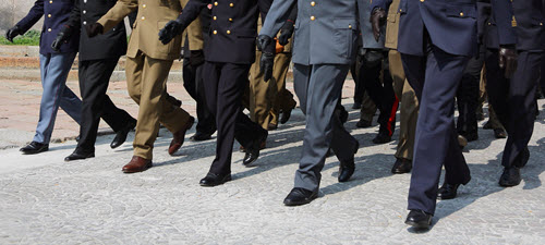 servicemen
