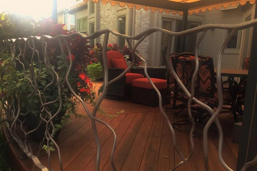 Jardine Residence - Custom Iron Work