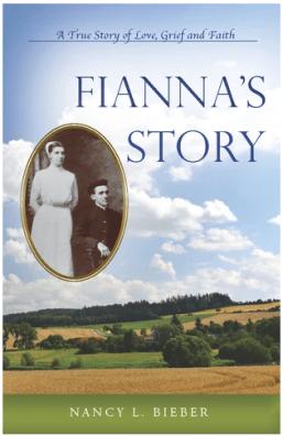 Fiannas Story - Cover