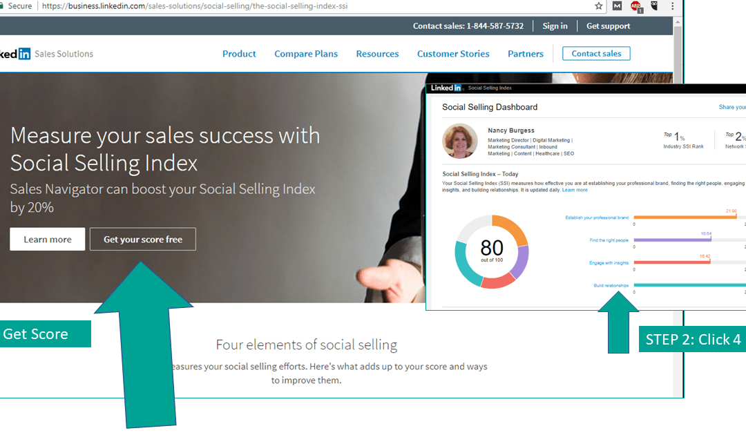 linked-in-social-selling-index