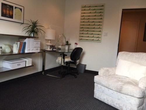 photo of RP Nancy Carter's office