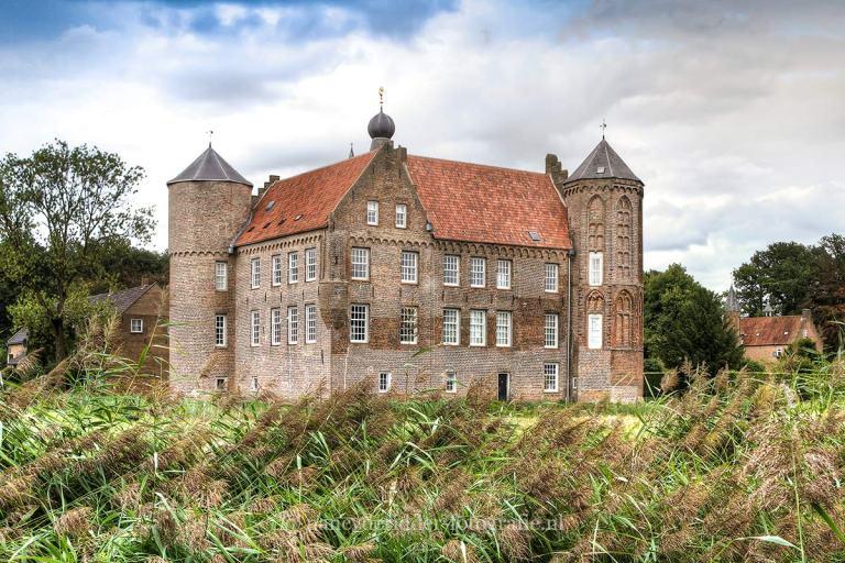 kastelen, kasteel croy
