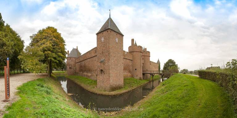 kastelen, kasteel doornenburg