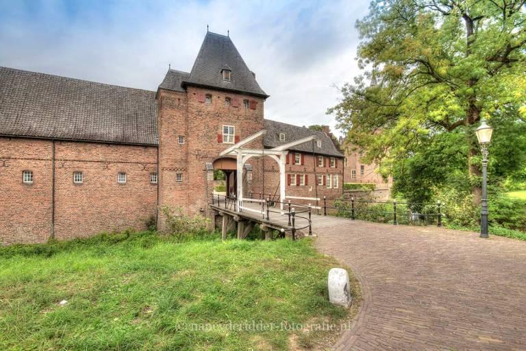 kastelen, kasteel Doorwerth, geschiedenis
