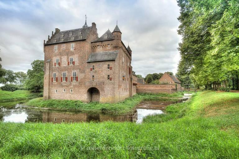 kastelen, kasteel Doorwerth, slag bij Arnhem