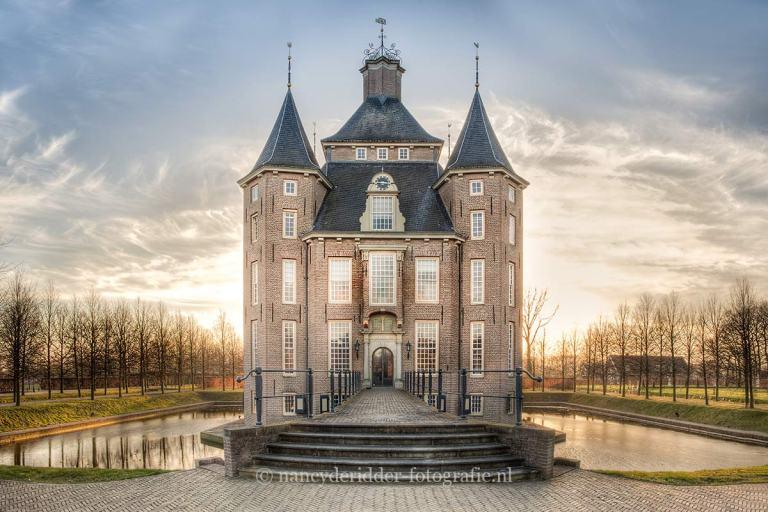 kasteel-Heemstede, kastelen