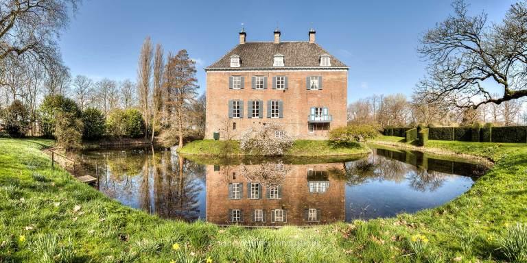 kastelen, kasteel Ophemert, Gelderland