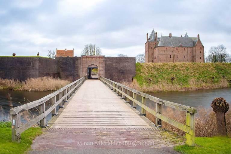 kastelen, slot loevestein, hugo de groot, geschiedenis