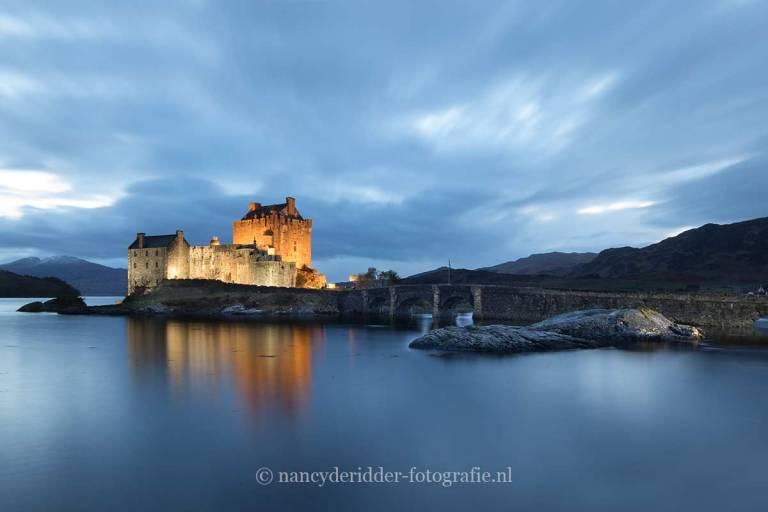 schotland, reizen, vakantie, landschappen, eilan-donan-castle