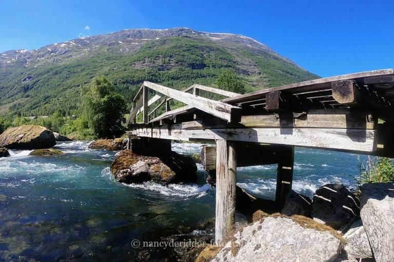 Noorwegen, fjorden, reizen, lobukta-meer