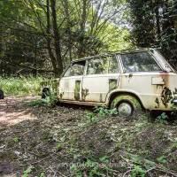 Lost in Woods, Urbexlocatie