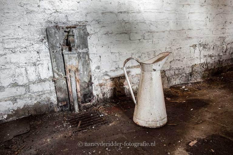 Manoir von Duchess, verlaten landhuis, urbexlocatie, waterkan
