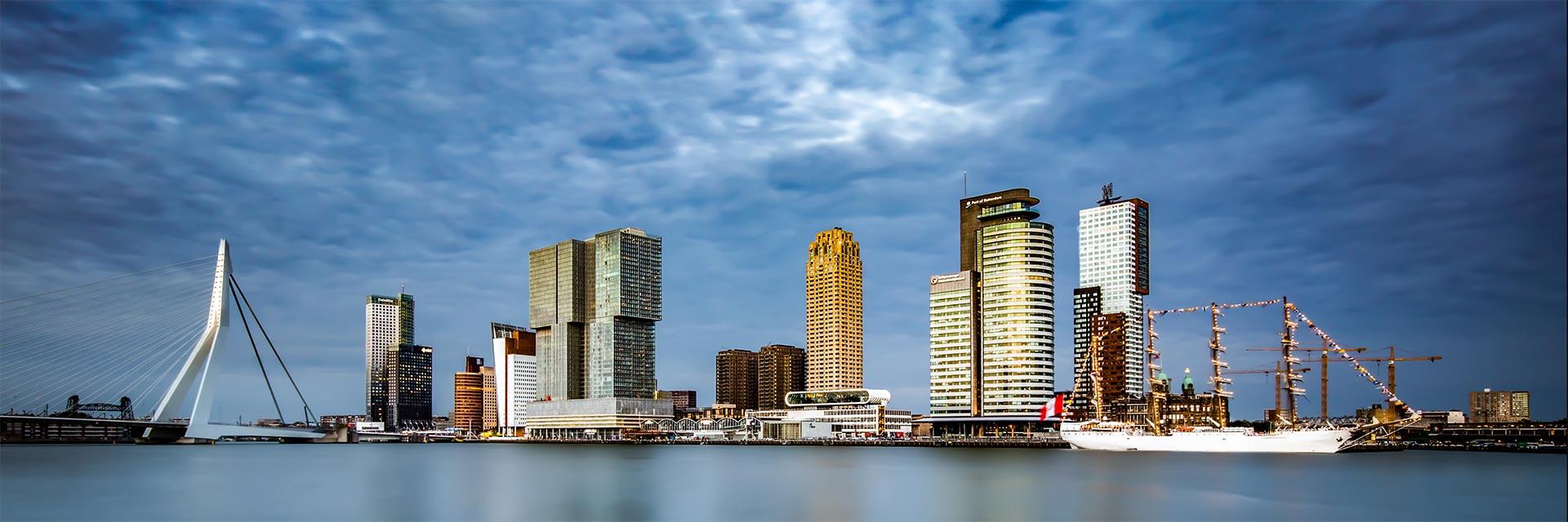 steden, rotterdam, schiedam, HDR fotografie