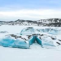 - reizen, ijsland -
