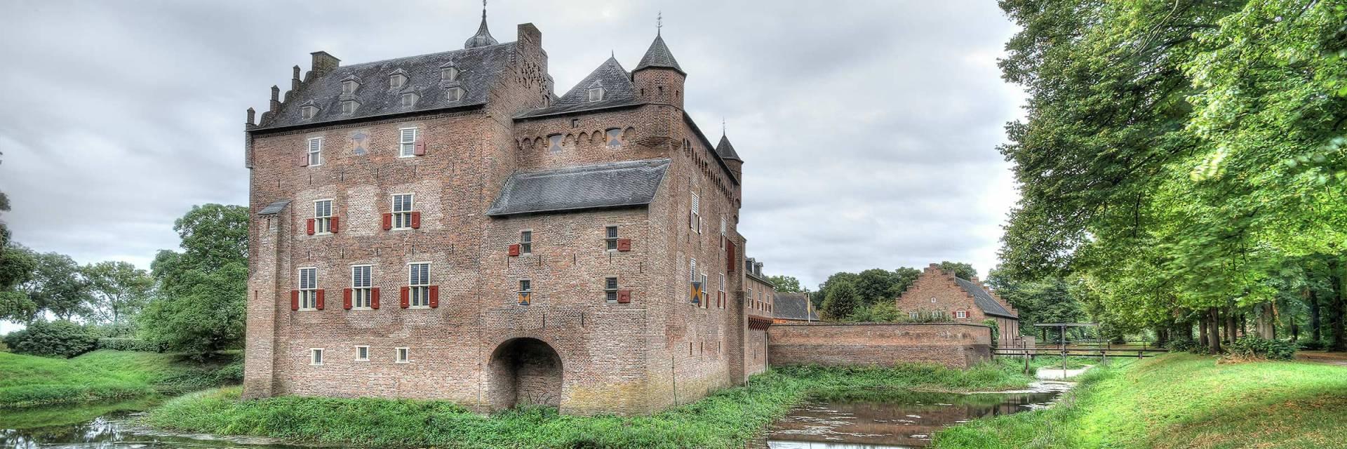kastelen, kasteel doorwerth