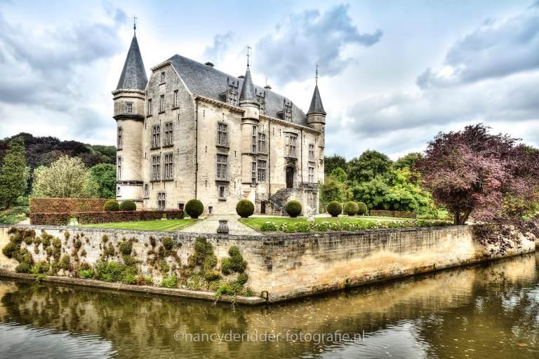 kasteel-Schaloen, kastelen, Limburg