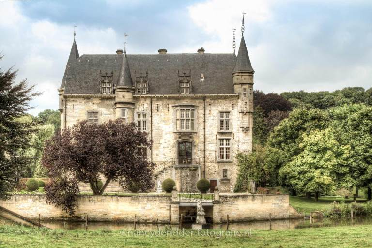 kasteel Schaloen, kastelen, Limburg
