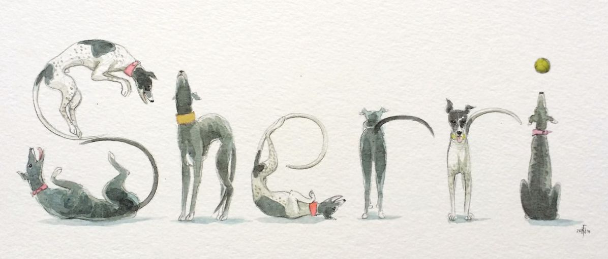 Spelling Greyhounds
