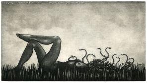 'Medusa in the Long Grass'