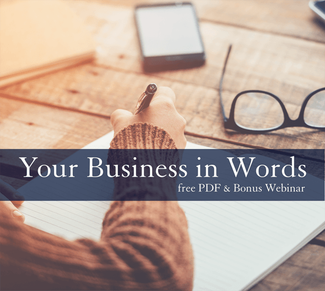 Your Business in Words free PDF