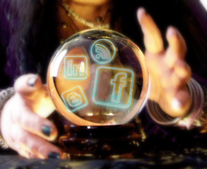 A crystal ball would be nice wouldn't it? (My Story)