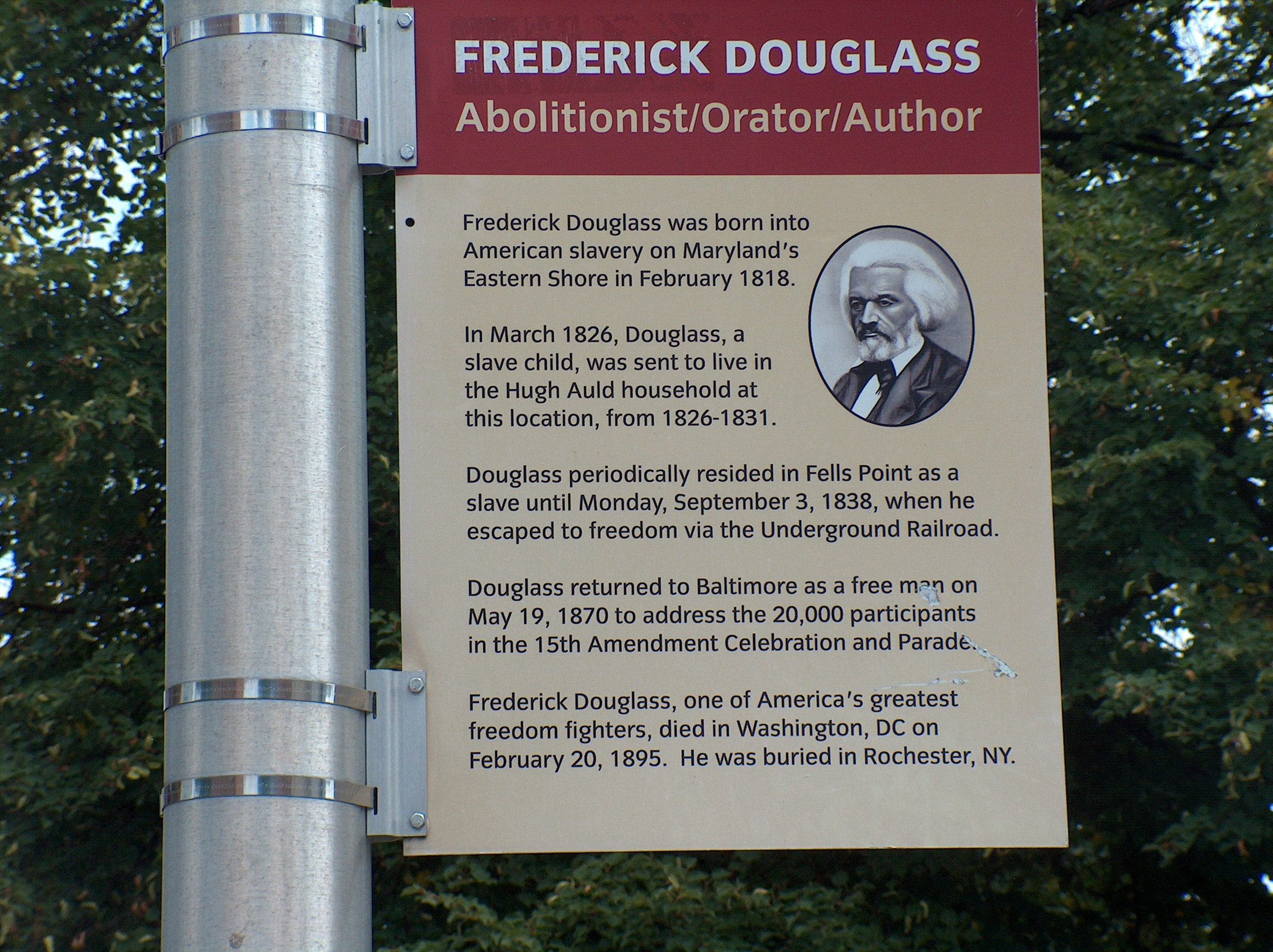 Book Launch Party Frederick Douglass For Kids