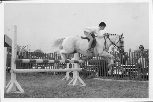 Sally on Hard Times '57 first pony