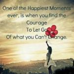 Courage quote & image
