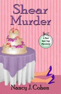 Shear Murder Ebook