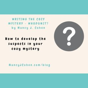 Writing the Cozy Mystery - Whodunit
