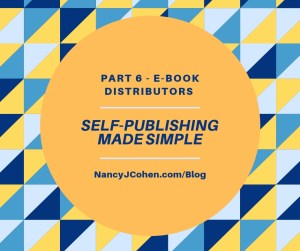 Self-Publishing Part 6