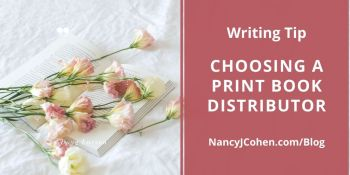 Choosing a Print Book Distributor