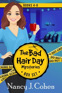 The Bad Hair Day Mysteries Box Set Volume Two