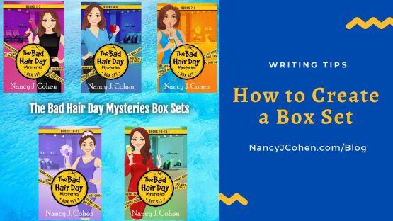 How to create a box set