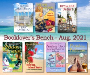 Booklovers Bench Monthly Book Giveaway
