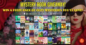 Cozy Mystery First in Series Giveaway