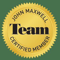 John Maxwell Team Certified Member