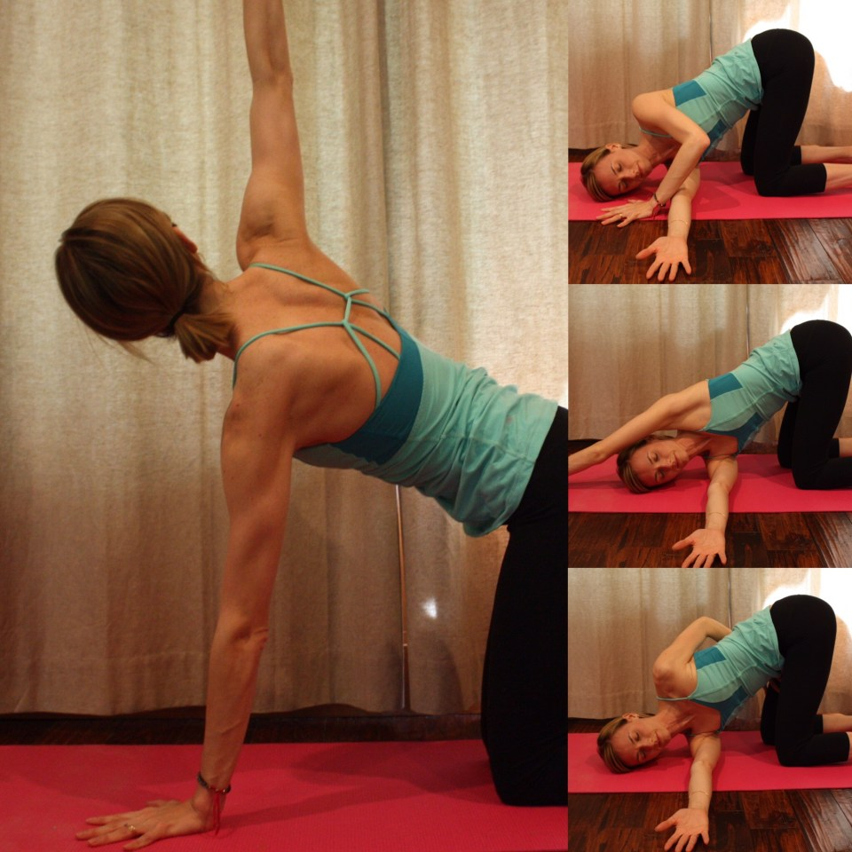 Threaded Needle Pose