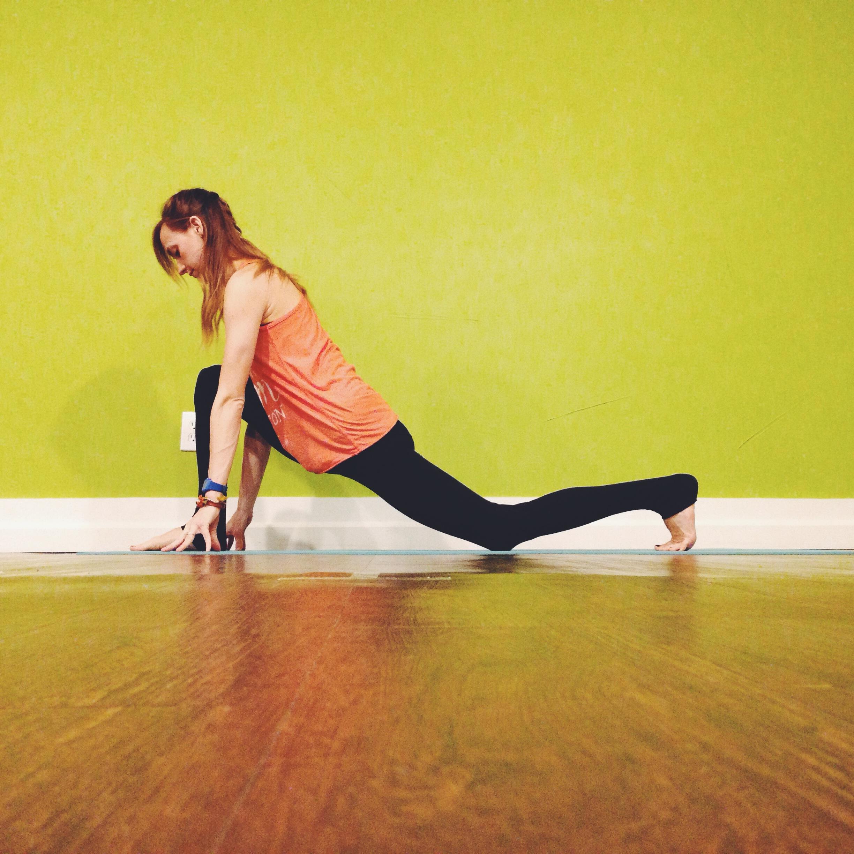 Yin Yoga Hip Sequence Nancy Nelson