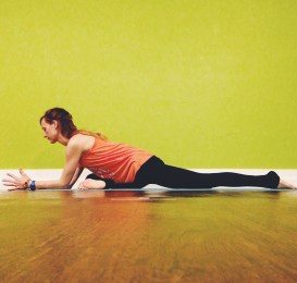 yin yoga hip sequence  nancy nelson