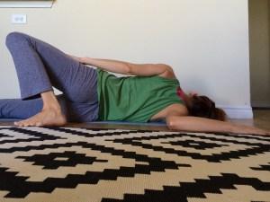 yin yoga  wrist neck  shoulders  nancy nelson